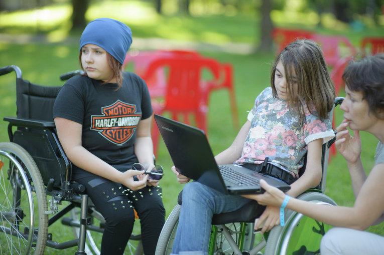 Поддержка детей инвалидов в россии