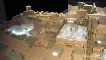 Бюро британского архитектора Нормана Фостера представило обновленный проект реконструкции ГМИИ имени Пушкина.