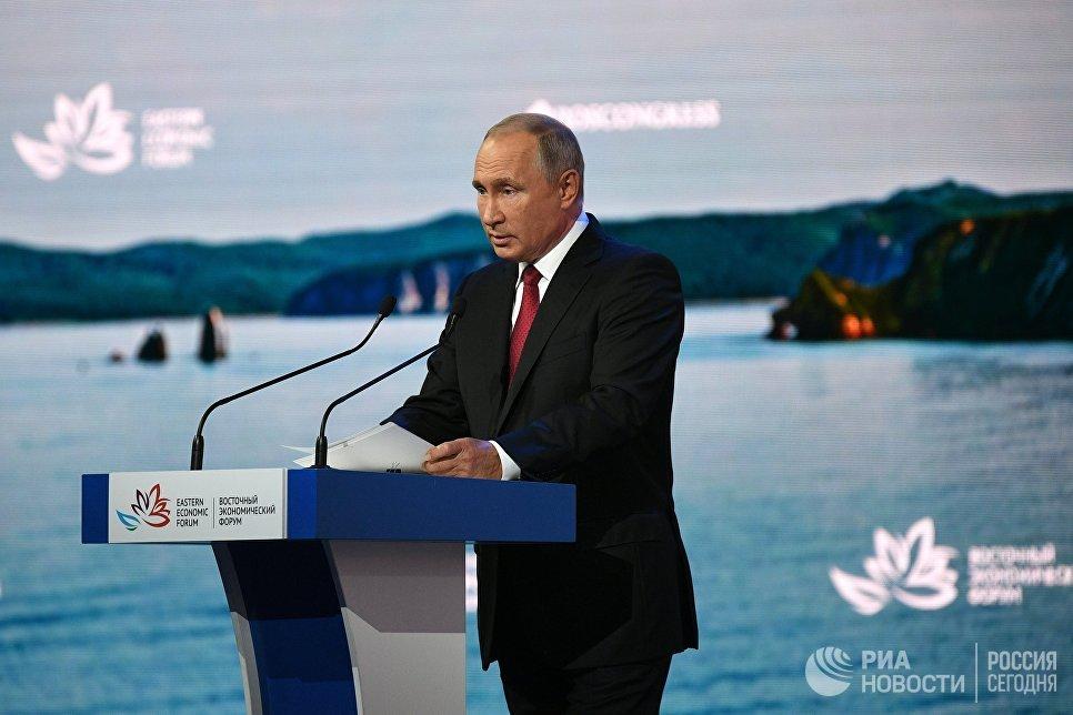 Путин: Мы нашли подозреваемых в отравлении Скрипалей