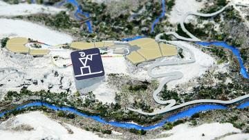Схема санитарной очистки города Сочи, разрабатываемая с учетом строительства олимпийских объектов...
