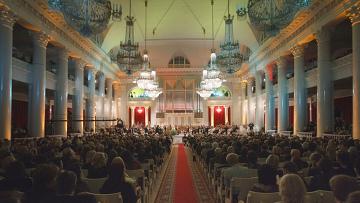 В среду в Большущем зале Филармонии прозвучат фрагменты из его творений.