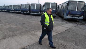 09. Виновниками продолжающейся уже пять дней забастовки работников общественного транспорта в Будапеште большинство...