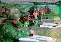 Тактические учения гвардейской мотострелковой бригады. Архивное фото
