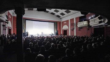 """В рамках Года Франции в России в московском кинотеатре  """"Художественный """" будет проходить музыкальный кинофестиваль..."""
