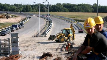 Строительство автотрассы Чита-Хабаровск завершится в конце сентября.