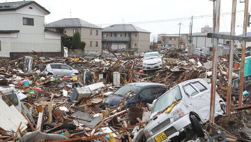 Ученый, предсказавший бедствие Японии, предупреждает США об опасности