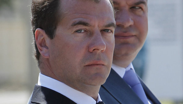 Президент РФ Д.Медведев посетил Десятую отдельную бригаду специального назначения Минобороны РФ