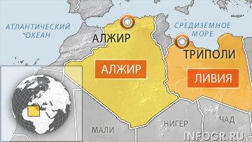 Алжир принял семью Каддафи, чтобы отправить в третью страну, заявляет ПНС