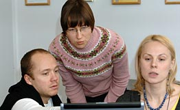 Евгений Стычкин, Екатерина Чистякова, Дина Корзун
