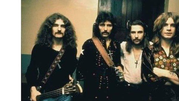 Рок-группа Black Sabbath