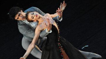 """Вечер одноактных балетов: """"Шотландская симфония"""""""