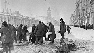 В России отмечают годовщину полного снятия блокады Ленинграда 499513878