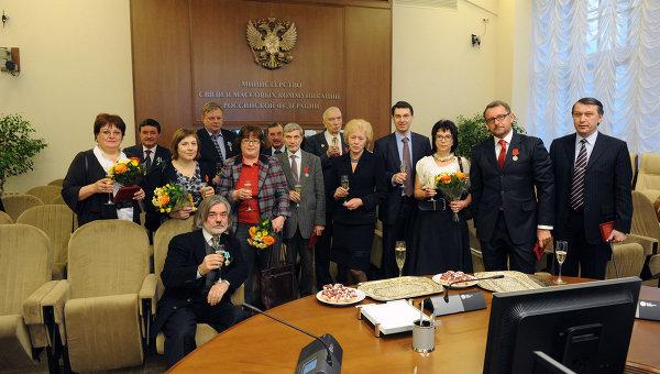 Игорь Щёголев поздравил журналистов с Днём российской печати
