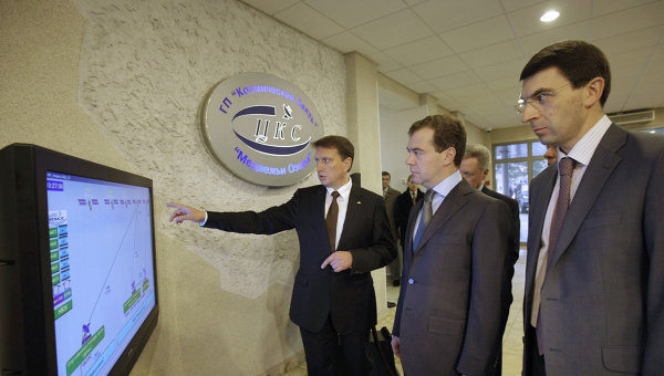 "Дмитрий Медведев посетил ЦКС ""Медвежьи озера"""