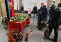 """Годовщина взрывов на станциях метро """"Лубянка"""" и """"Парк Культуры"""""""