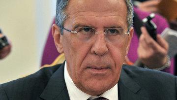 Встреча министров иностранных дел и обороны России и Италии