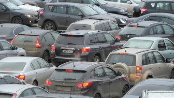 В Новосибирске снова наблюдаются масштабные утренние пробки