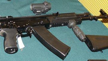 Автомат АК-12