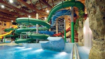 Новосибирский аквапарк собираются достроить в декабре 2015 года