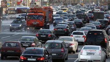 Временный спад пробок зафиксирован в Новосибирске