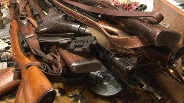В дни открытия сезона охоты полицейские изъяли 18 единиц оружия